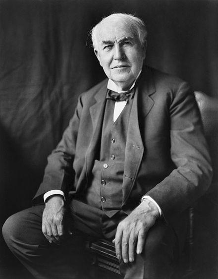 Wednesday Wisdom from Thomas Edison
