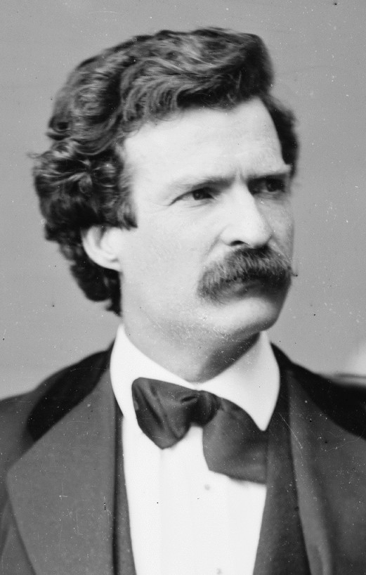 Wednesday Wisdom from Mark Twain