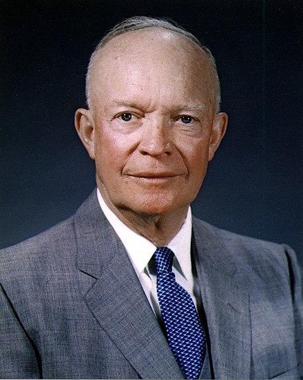 Wednesday Wisdom from Dwight D. Eisenhower