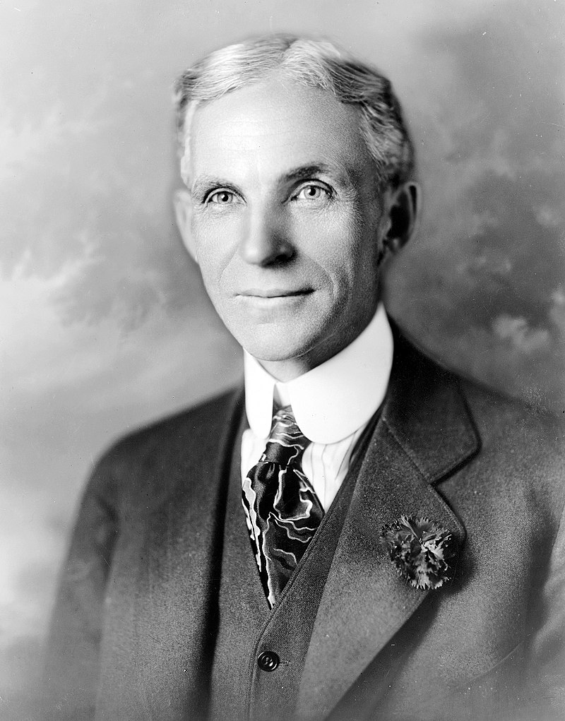 Wednesday Wisdom from Henry Ford