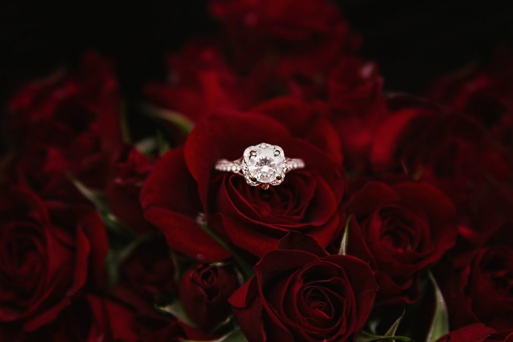 Valentine Engagements Lead to Engagement Parties!